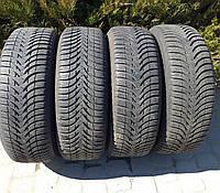 Б/у Шини зимові 205/55/16 Michelin Alpin A4 4x7,5-7mm зимові