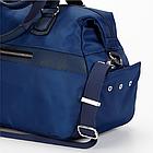 Спортивная сумка Dolly 942 две расцветки L-46 см. W-23 см. H-30 см., фото 2