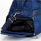 Спортивная сумка Dolly 942 две расцветки L-46 см. W-23 см. H-30 см., фото 3