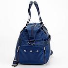 Спортивная сумка Dolly 942 две расцветки L-46 см. W-23 см. H-30 см., фото 4
