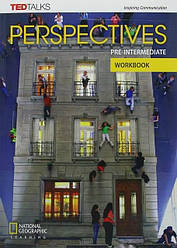 Perspectives Pre-Intermediate Workbook with Audio CD
