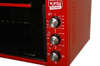 Электрическая печь VENTOLUX  SILVIA RED , фото 2