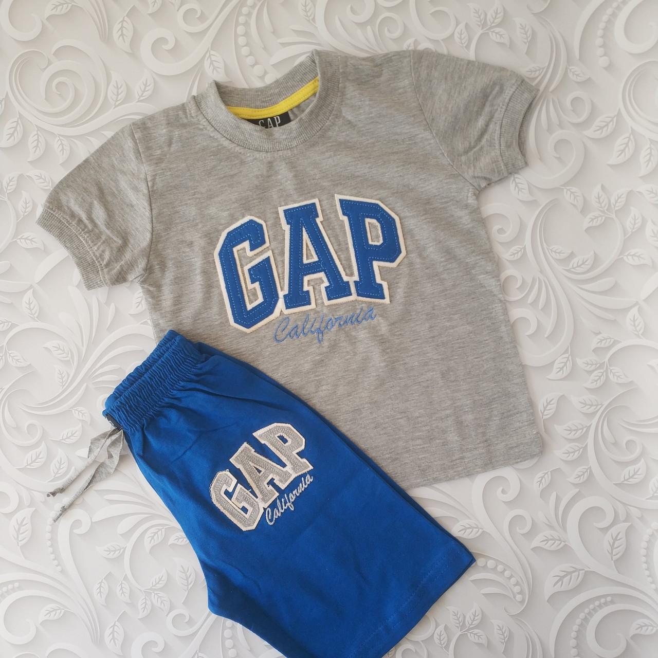 Летний комплект для мальчика  Gap