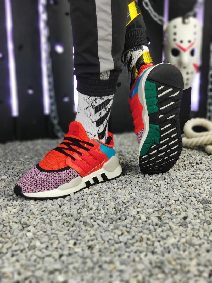 Кроссовки мужские Adidas  EQT. ТОП качество!!! Реплика