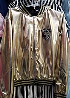 Куртка-бомбер для девочек (0805/5)