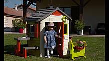 Домик Smoby Toys лесника со ставнями с комплектацией 810500 S, фото 2