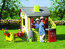 Домик Smoby Toys лесника со ставнями с комплектацией 810500 S, фото 3