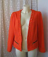Жакет пиджак женский модный батал бренд George р.52, фото 1