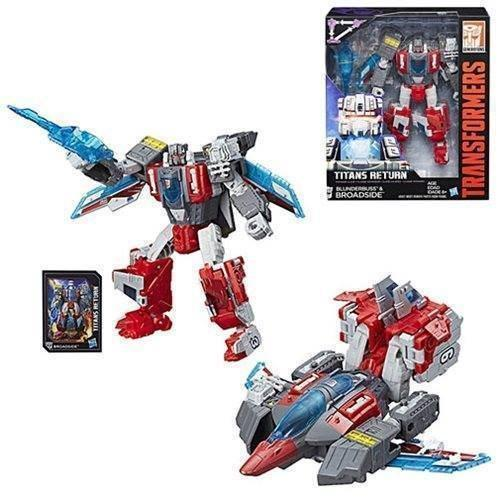 Трансформер Бродсайд - Broadside Transformers Generations Hasbro