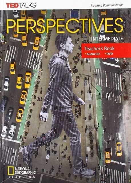 Perspectives Intermediate Teacher's Book with Audio CD and DVD