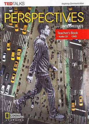 Perspectives Intermediate Teacher's Book with Audio CD and DVD, фото 2