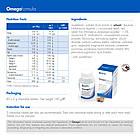 OmegaFormula (GUNA, Италия). Добавка для сердечно-сосудистой системы. 80 табл, 160 г, фото 7