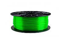 CoPET пластик, 500 грамм 1.75мм зеленый полупрозрачный