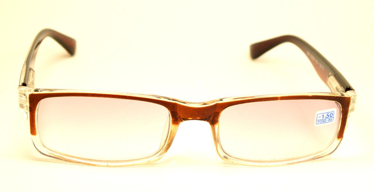 Тонированные очки для зрения (8041 к)
