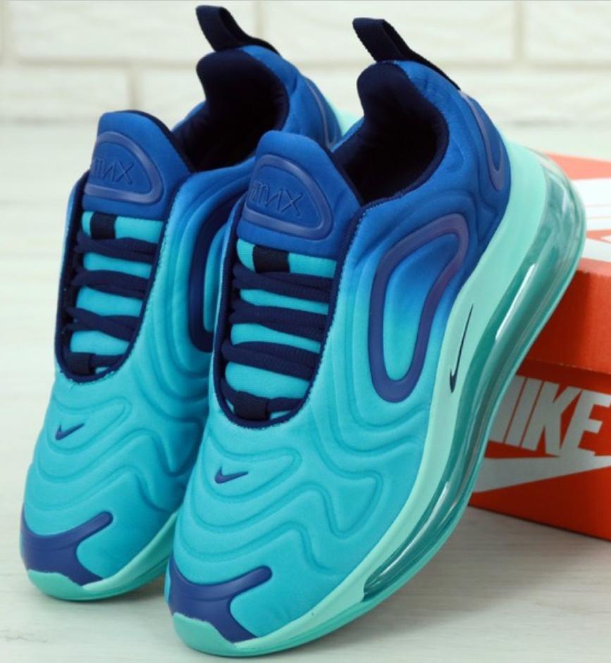 Женские кроссовки Nike Air Max 720 Blue