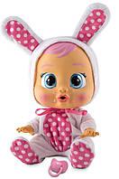 Інтерактивна лялька пупс Плаче немовля Коні Зайчик Cry Babies Coney Baby Doll