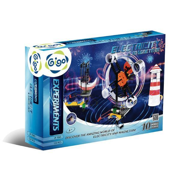 Конструктор Gigo Электромагнетизм (7065)