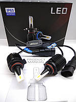LED светодиодные авто лампы M1 CSP Южная Корея, 9012 HIR2, 8000 Люмен, 40Вт, 9-32В