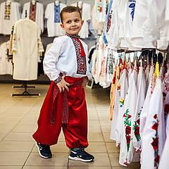 ТВ-12. Костюм для хлопчика в українському стилі. Козачок 1-12 років