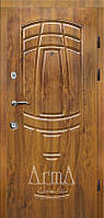 Двери входные Арма дуб рустикаль тип 3 модель 331 квартира
