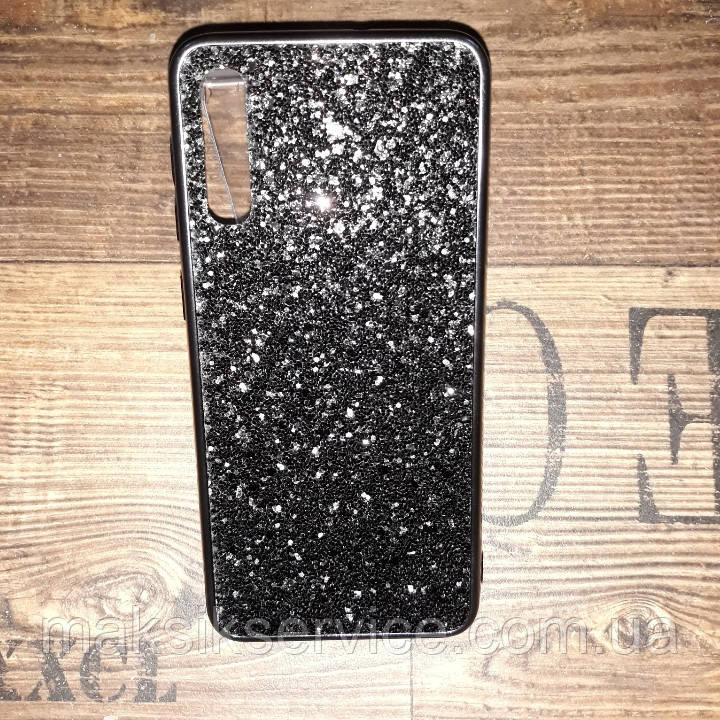 Чехол Shining Samsung A50 \ A50S \ A30S black