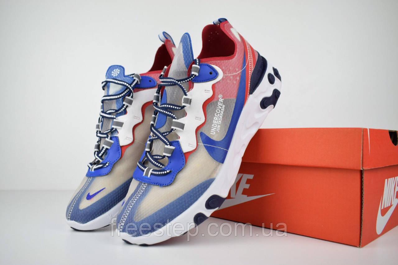 28c2dd27 Мужские кроссовки в стиле Nike React Element 87 x Undercover, фото 1