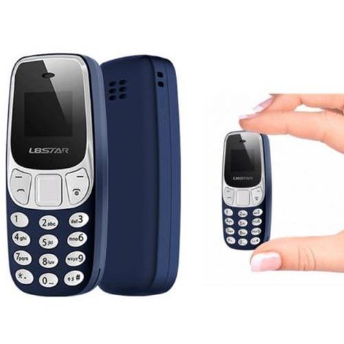 Міні маленький мобільний телефон L8 Star BM10 (2Sim) типу Nokia