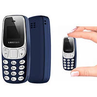 Міні маленький мобільний телефон L8 Star BM10 (2Sim) типу Nokia, фото 1