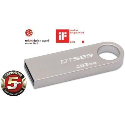USB накопитель Kingston 32Gb DTSE9H