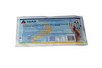 Перчатки медицинские, латексные хирургические опудренные стерильные RIVERGLOVES IGAR (50пар/уп.) р 6,5
