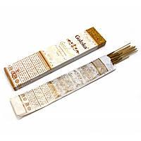 Аромапалочки (15 gms)(Goloka) пыльцовое благовоние Goodearth (Прекрасная Земля)
