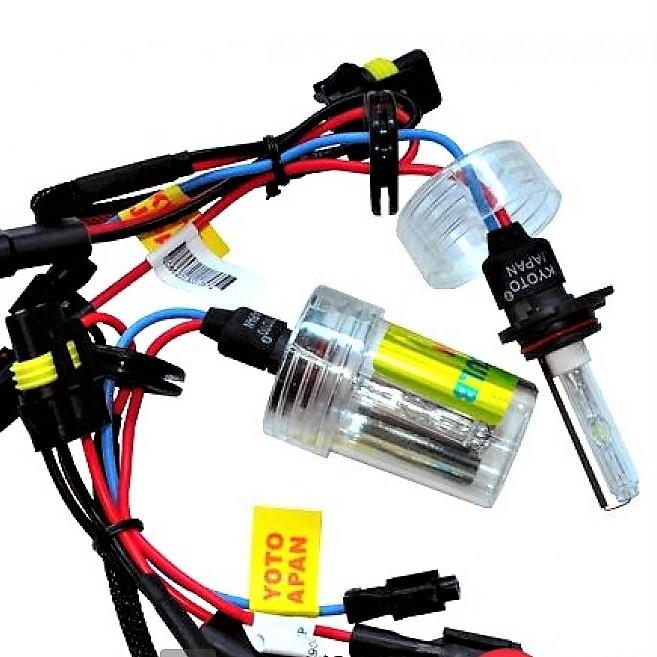 Ксеноновая лампа KYOTO HB3  4300K 55W (1 шт.)