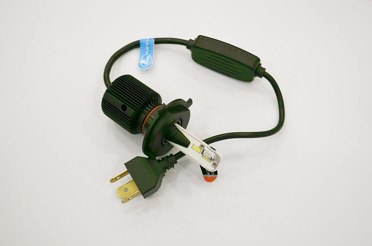 Светодиодные лампы LED STELLAR F1 H4 Регулируемый Цоколь