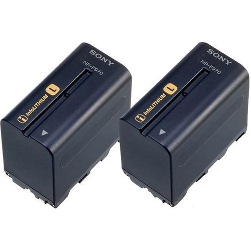 Dilux - Sony NP-F970 7.2V 6600mAh Li-ion  аккумуляторная батарея к видеокамере