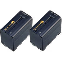 Dilux - Sony NP-F970 7.2V 6600mAh Li-ion  аккумуляторная батарея к видеокамере, фото 1