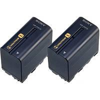 Dilux - Sony NP-F970 7.2 V 6600mAh Li-ion акумуляторна батарея до відеокамери