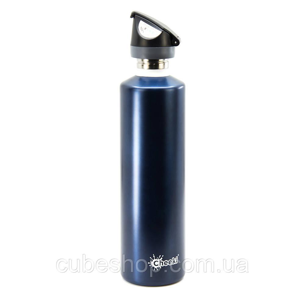 Спортивная бутылка для воды Cheeki Single Wall Active Ocean (1 л)