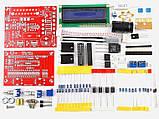 Лабораторный блок питания 0,01mA-2A 0-28V c LCD дисплеем и микроконтроллерным управлением - набор конструктор, фото 6