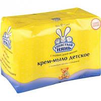 Крем-мыло детское Ушастый нянь с оливковым маслом и ромашкой 4х100 грамм