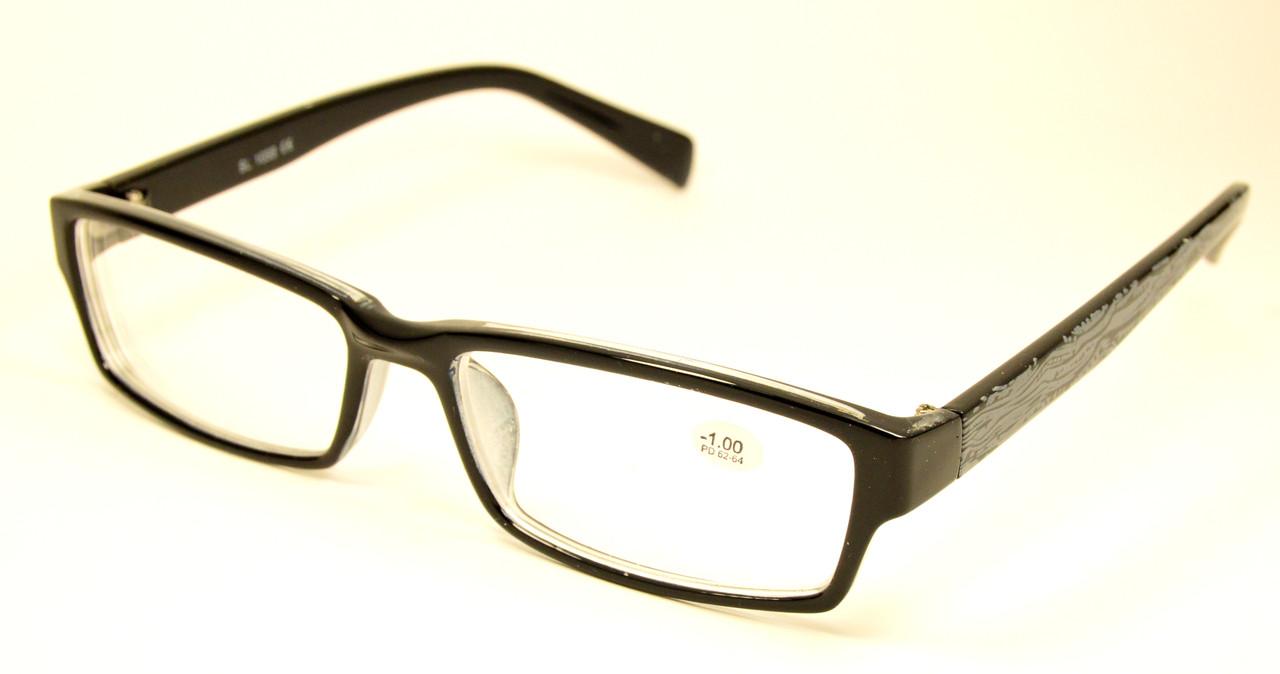 Універсальні окуляри мінуса (SL 1033 год)