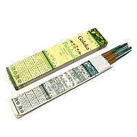 Аромапалочки (15 gms)(Goloka) пыльцовое благовоние Patchouli (Пачули)(15 gms)