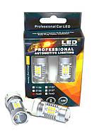 LED лампа в фонарь заднего хода STELLAR T20 4G-21 7440 (1шт)
