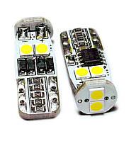 Светодиодные лампы LED лампа STELLAR в габариты стопы повороты 3G6-T10 CanBus (1шт)