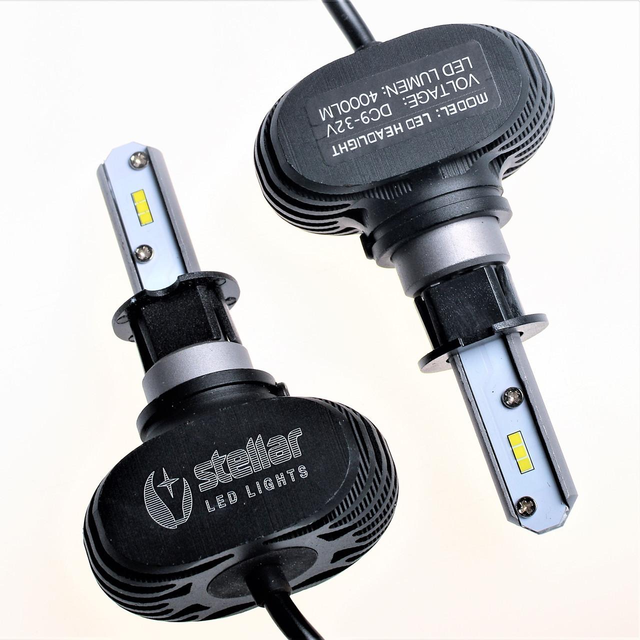 Светодиодные лампы LED Н3 STELLAR S2 серия (компл 2шт)