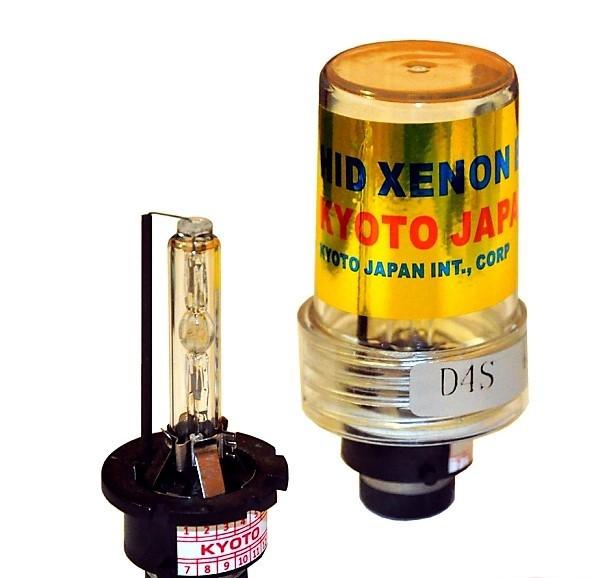 Ксеноновая лампа KYOTO D4S 4300K (1 шт.)