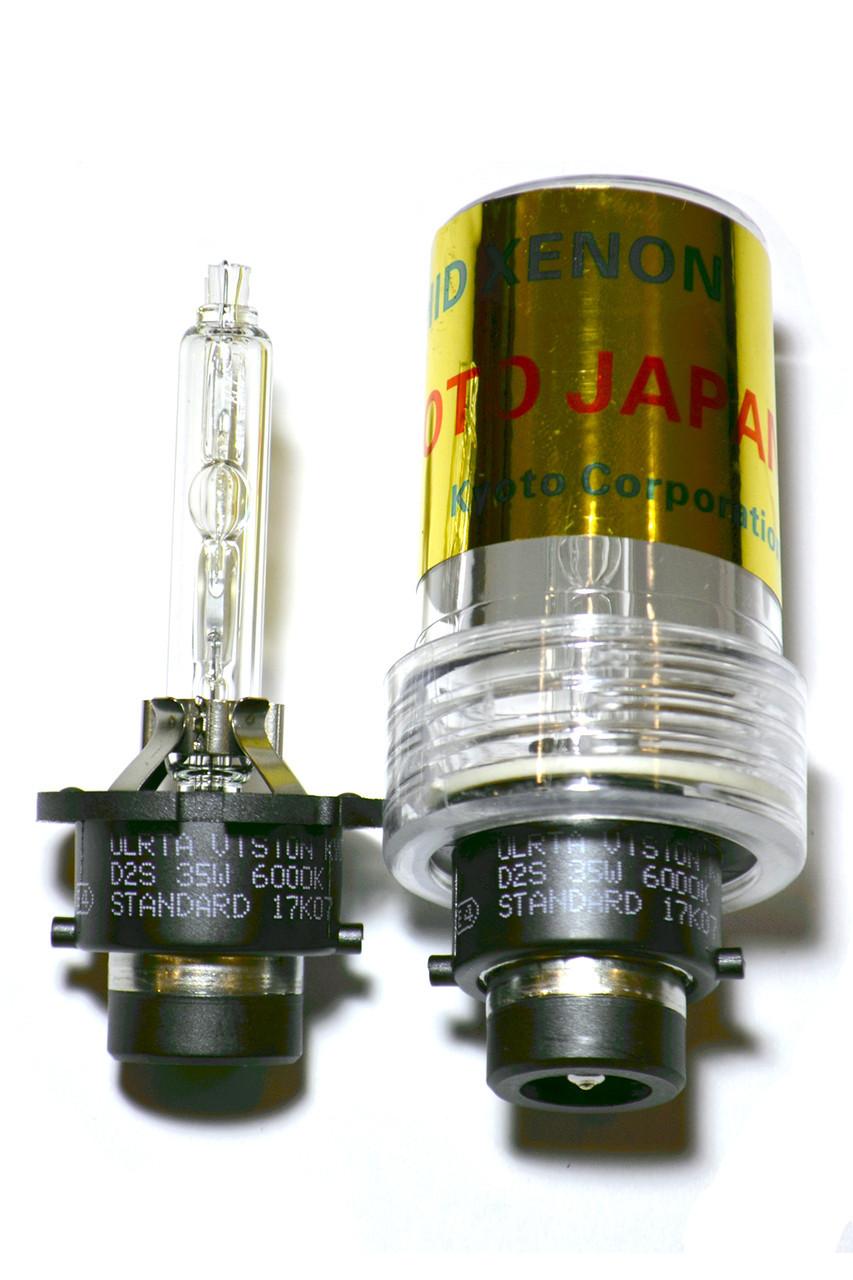 Ксеноновая лампа D2S KYOTO Ultra Vision 6000K (1 шт.)