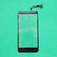 Сенсорный экран для Fly IQ4514 черный