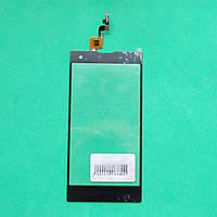 Сенсорный экран для Fly IQ4511 черный