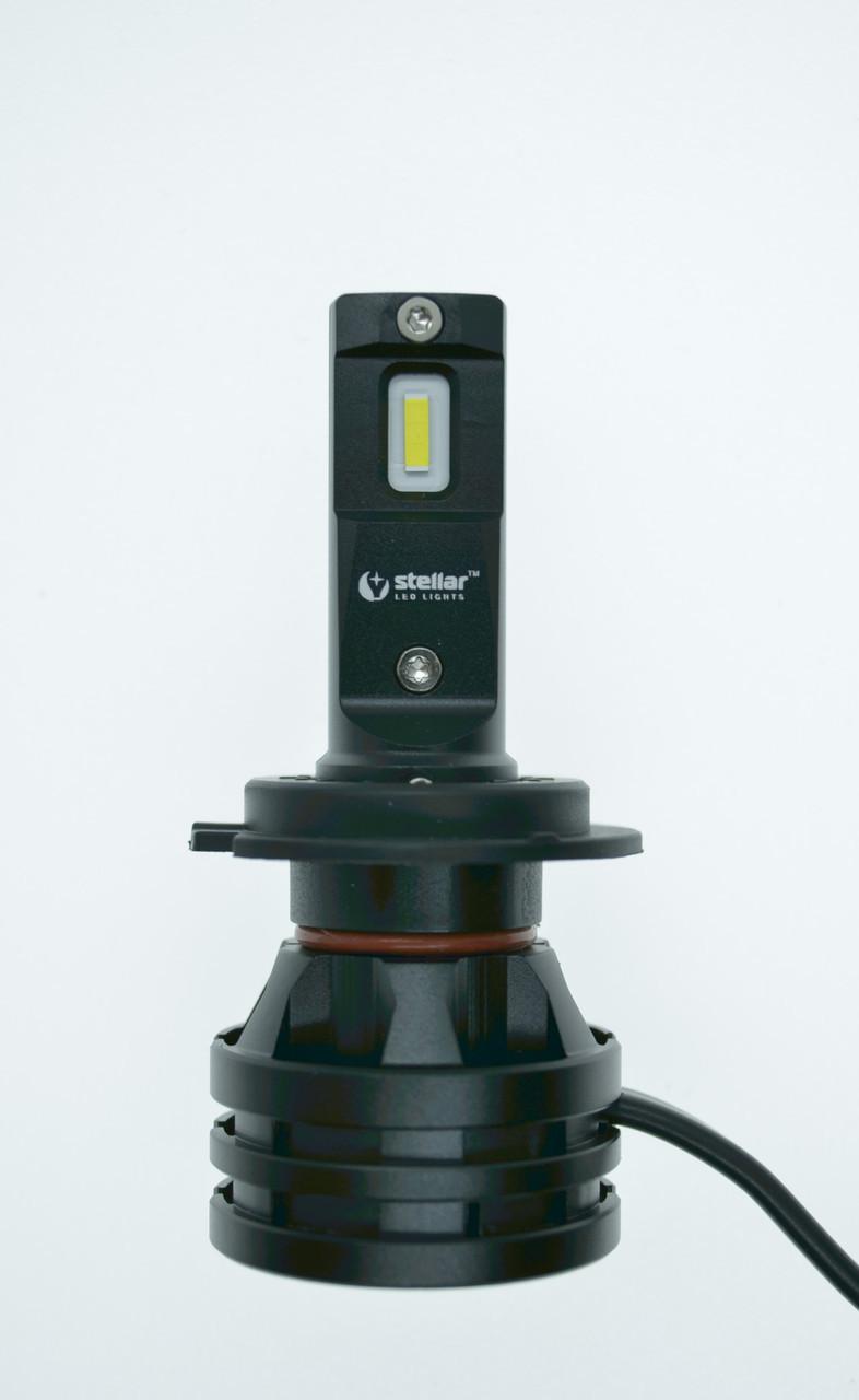 Led лампы STELLAR T9 H7 Регулируемый цоколь