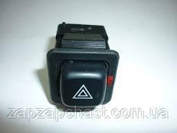 Кнопка аварийки Ваз 2108 2109 21099 заз 1102 1103 таврия славута (6-контактов)
